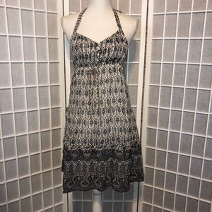 American Eagle Outfitters tiered dress layered 6